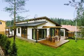 Особенности финского домика — Ремонт дома