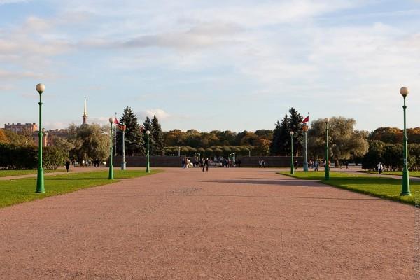 Марсово поле в Петербурге в преддверии митинга Навального закрыли на садово-парковые работы — Агентство Бизнес Новостей — Ремонт дома