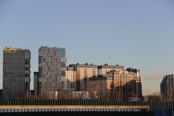 Петербургским застройщикам напомнили о необходимости согласовывать архитектурный облик новостроек — Ремонт дома