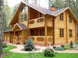Преимущества деревянного домостроения — Ремонт дома