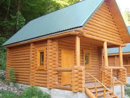 Преимущества деревянных срубов — Ремонт дома