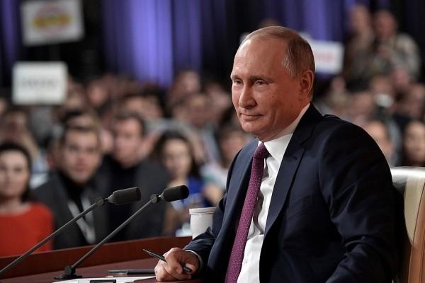 Путин: Период рецессии российской экономики завершился — Агентство Бизнес Новостей — Ремонт дома