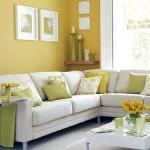 Желтый интерьер — Ремонт дома